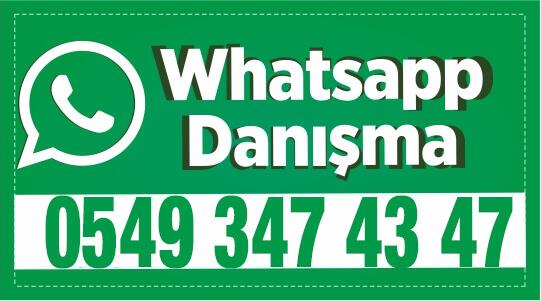 WhatsApp Diş Hekimine sor