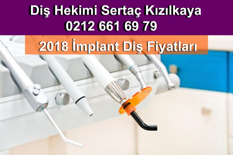 implant diş fiyatları
